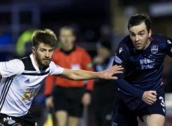 No time to be upset by cup exit: : Fontaine calls for league focus after defeat to Ayr