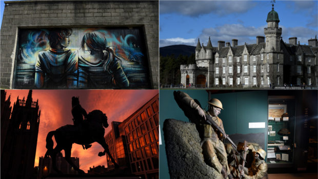 We asked you what you love about the north-east... And here's what you had to say | Press and Journal