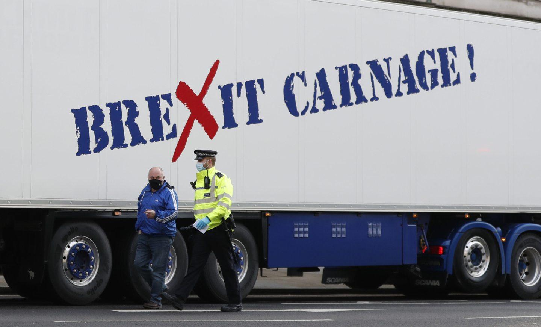 Boris Johnson in Scotland 'to blame fishermen for shambles he created'