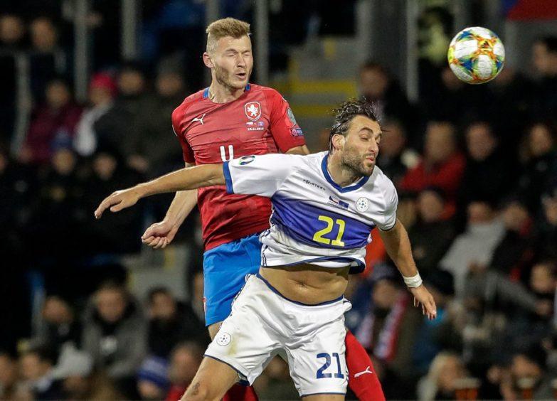 Euro 2020 Scotland Czech Republic