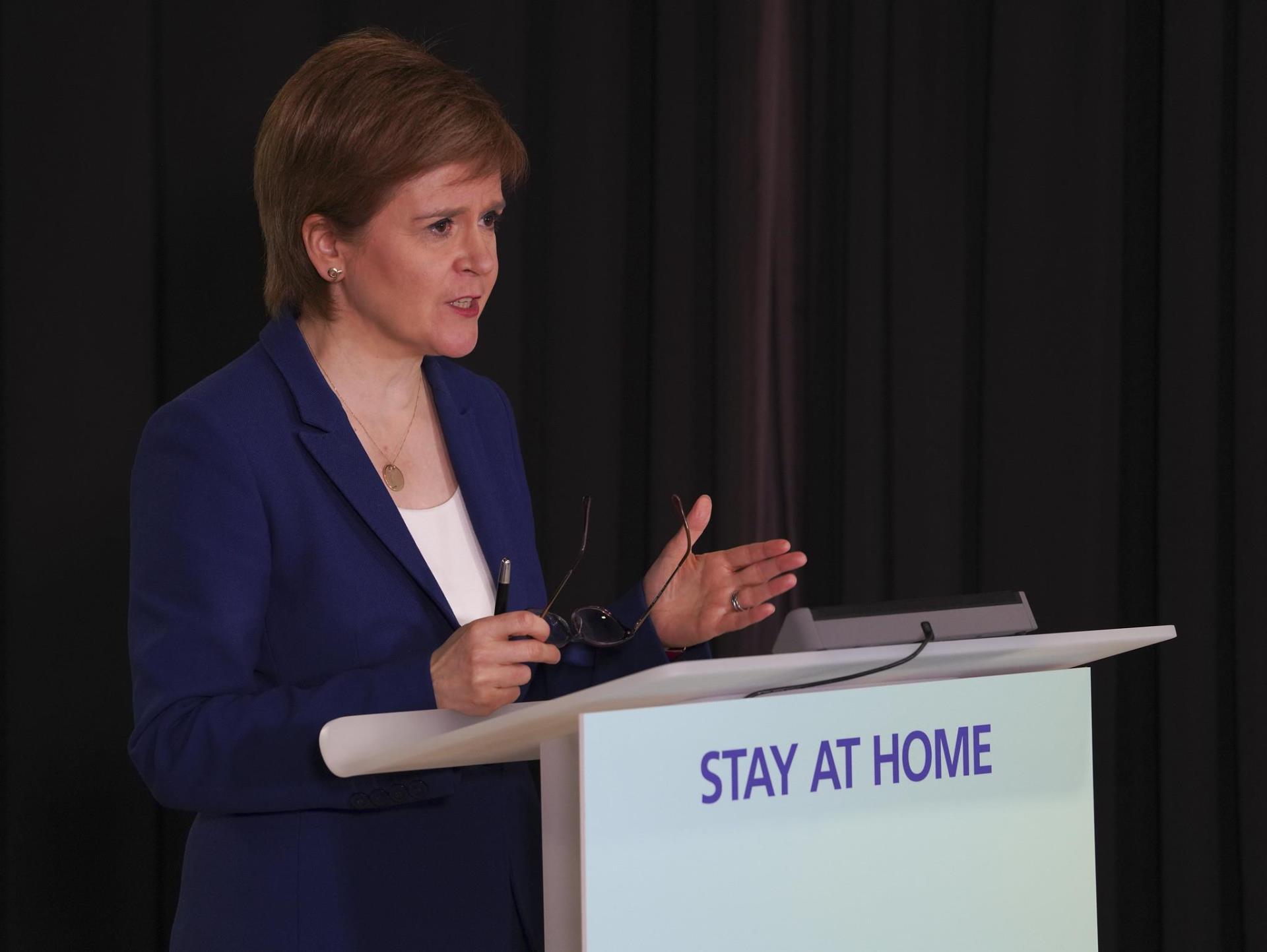 Nicola Sturgeon confirms major lockdown changesDCT Media Logo
