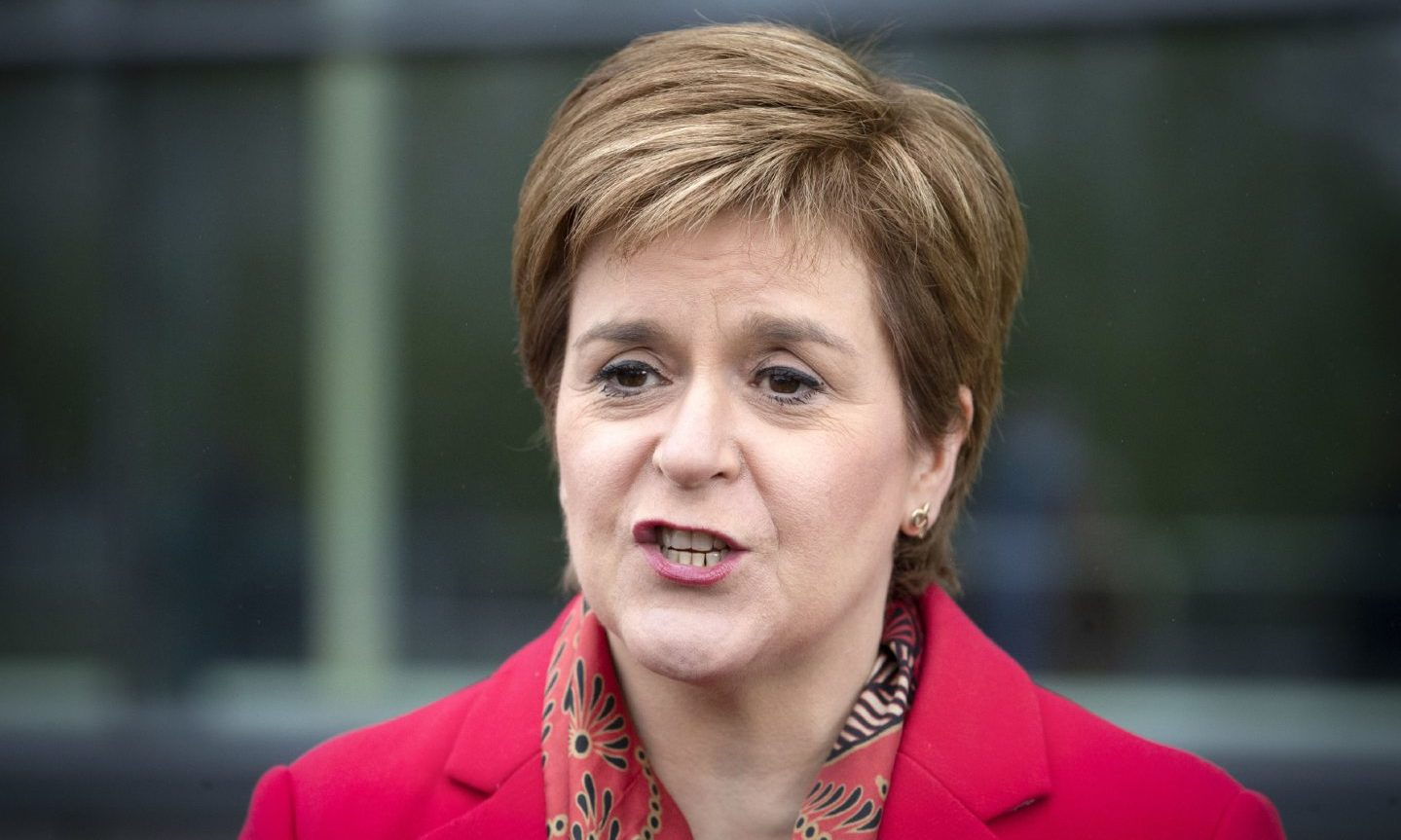 Nicola Sturgeon: Moray 'highly probable' to be left behind in Level 3