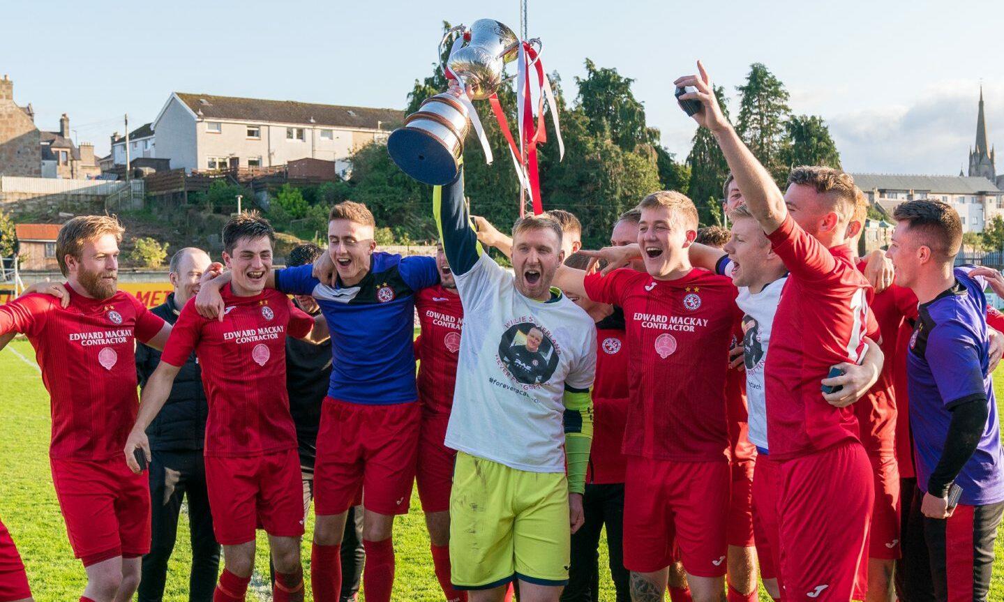 BRORA RANGERS FC V INVERNESS CT FC  NORTH OF SCOTLAND CUP FINAL 6 OCTOBER 2019 A9103238 32982939 e1624914189458.
