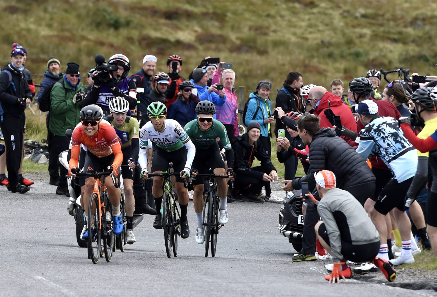 Tour of Britain have to be catalyst for change to 'hostile' perspective to biking, say campaigners