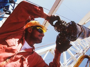 KCA Deutag worker