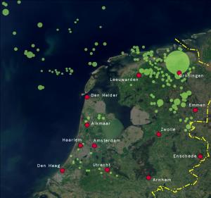 Groningen gas field