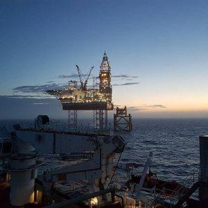 The Maersk Highlander