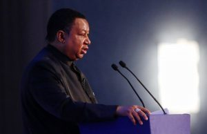 Mohammed Barkindo, secretary general of the Organization of Petroleum Exporting Countries (OPEC)