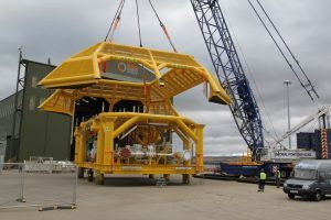 Global Energy Group complete the Culzean Field project.